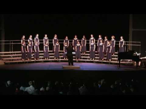 Cantamus sings A Gaelic Blessing