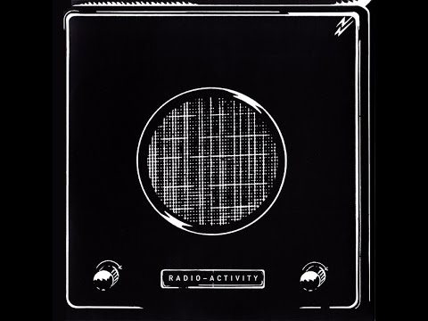 Kraftwerk - Radio-Activity (Full Album + Bonus Tracks) [1975] Mp3
