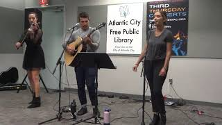 Atlantic City Library Third Thursday Concert Series featuring Originaire - Sept. 19, 2019