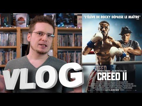 Vlog #584 - Creed II