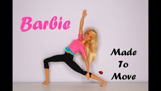 Made To Move Barbie Doll | The Most Poseable Doll Ever Made