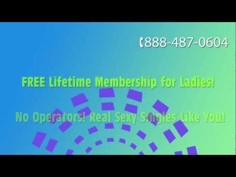 North Carolina Singles Phone Chat - Free For Ladies - Free Trial For Gents
