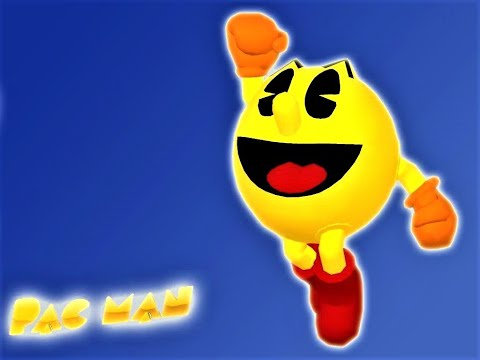 Pac-Man Giant Joystick.  Arcade1Up full review & demonstration. Is Pac-Man really that bad? Hmmmm? from Arcade Will