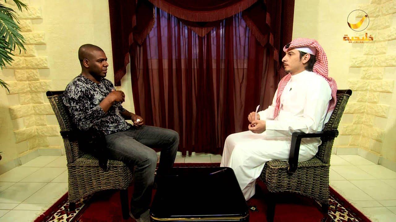 اللاعب السابق أحمد الدوخي في برنامج وينك ؟ مع محمد الخميسي