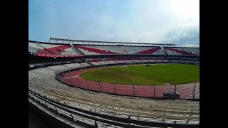 Buenos Aires(Argentina) - Estádio Monumental de Núñez (RIVER PLATE)