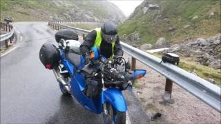 Tour De Norge 2016 - Day 4 - to Lysebotn and R.I.P. Honda Blackbird