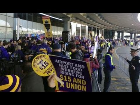 Laura Ingraham on O'Hare Airport strike
