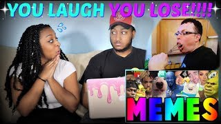"JASMINE'S SECOND PUNISHMENT! | Try Not To Laugh!!! ""BEST MEMES COMPILATION V47"""