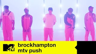 BROCKHAMPTON - Sugar Live Exclusive MTV Push