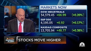 Jim Cramer on General Electric CEO Larry Culp's compensation