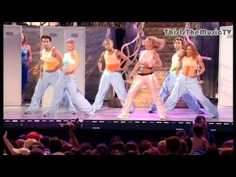Britney Spears - Intro + (You Drive Me) Crazy - Live in Hawaii - HD 1080p
