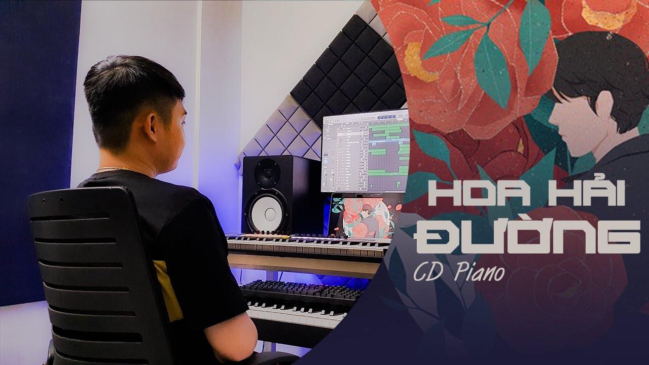 HOA HẢI ĐƯỜNG – JACK  || CD PIANO COVER || PIANO VERSION