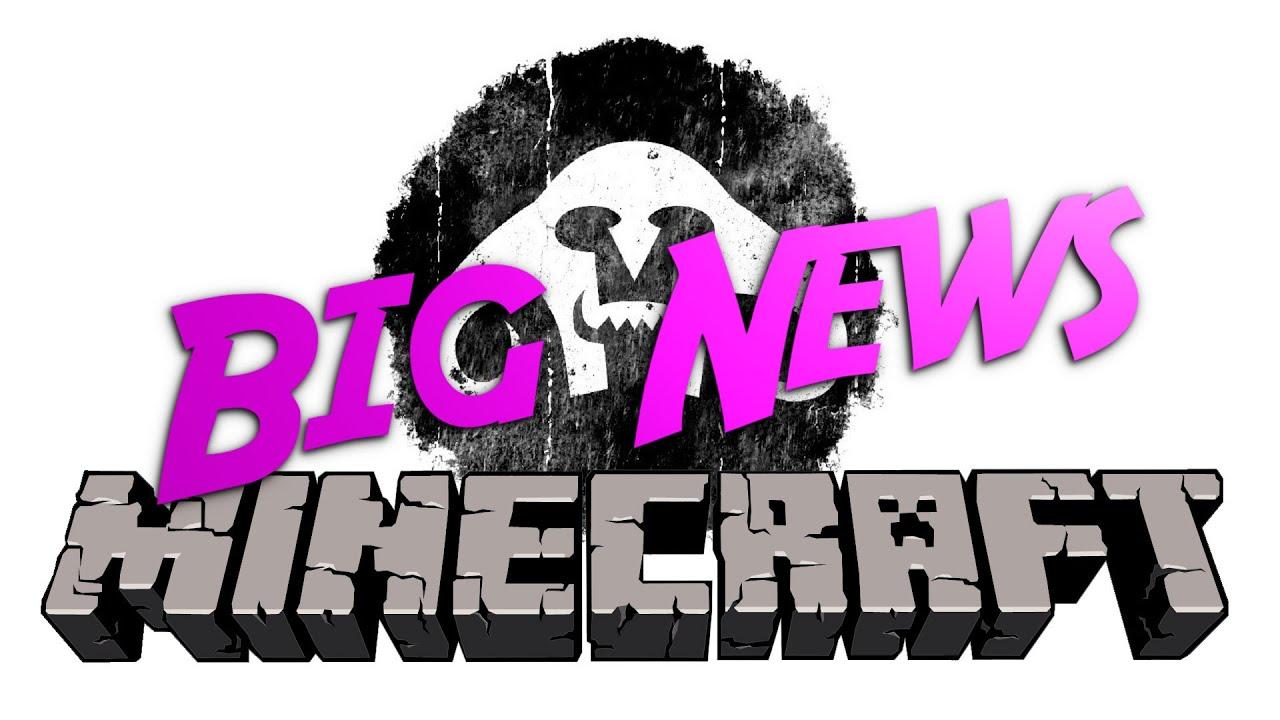 Minecraft Newsflash Multiplayer Server Coming Soon Youtube