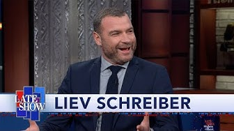 """Liev Schreiber Apologized To His Kids For Bringing """"Ray Donovan"""" Home At Night"""