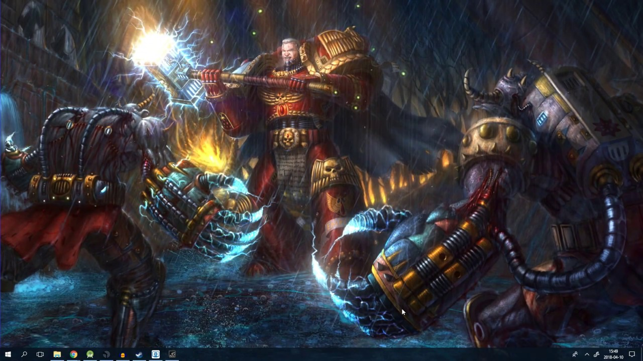 Epic warhammer 40k music gaming live wallpaper hd youtube - Video game live wallpapers ...