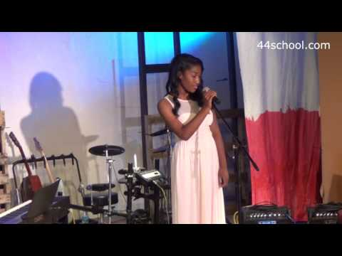 McKinney Voice  Christina P 44 School of Music