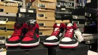 Air Jordan 1 Retro AJKO bred / black