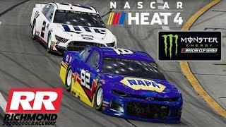 RICHMOND!   NASCAR Heat 4   Championship Season   Monster Energy NASCAR Cup Series   Race 9