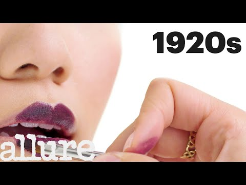 100 Years of Lipstick | Allure