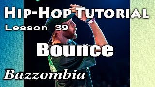 Видео уроки танцев / BOUNCE / HIP-HOP DANCE