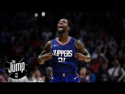 Clippers' Patrick Beverly out indefinitely [knee surgery] | The Jump | ESPN
