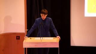 Sebald Lecture 2015 - A L Kennedy