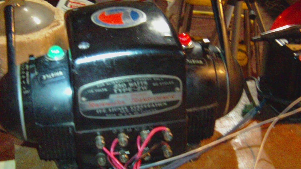 Lionel Zw Repair 250 Watt Transformer Whistle Controller