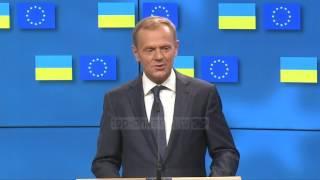 Tusk lë të hapur mundësinë: Brexit mund të anulohet - Top Channel Albania - News - Lajme