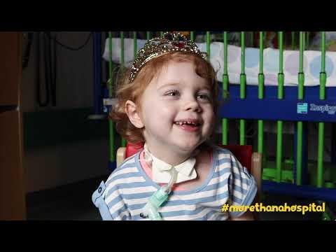 Cambridge Children's - Don't Just Treat My Illness, Treat Me