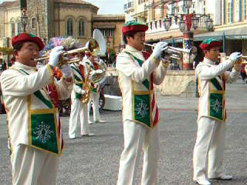 Tokyo DisneySea Maritime Band- 赤鼻のトナカイ