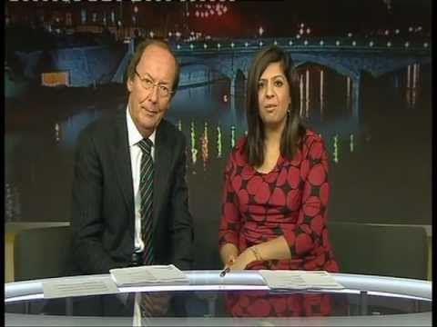 ITV & Media Trust's 'Breaking Into News' 2012 initiative - Report by Amber Hicks and ITV Meridian
