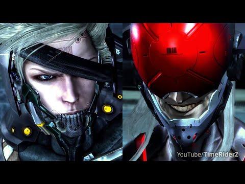 Metal Gear Rising: Revengeance - Monsoon Boss Fight [Revengeance, S rank, No damage]  