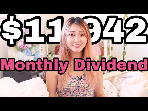 DIVIDEND INVESTING: ROBINHOOD CHALLENGE For Monthly Passive Income [WEEK 4] | Cherry Tung