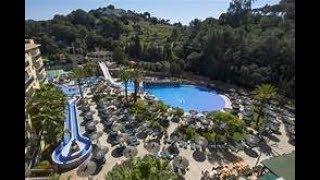 Go PRO Rosamar garden resort Lloret de Mar