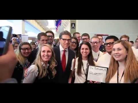 Rick Perry: CPAC, SC, IA, NH