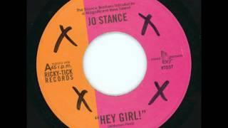 JO STANCE - Hey girl! - RICKY-TICK