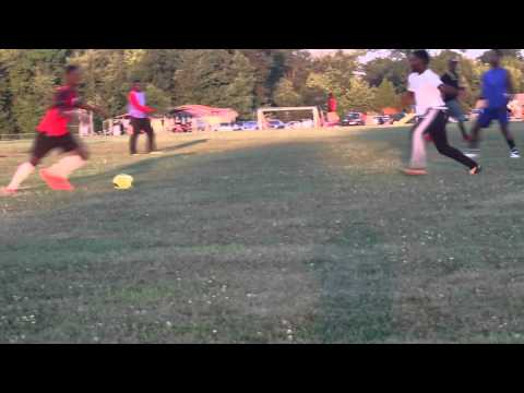 Essex United VS The Young Stars Practice Match