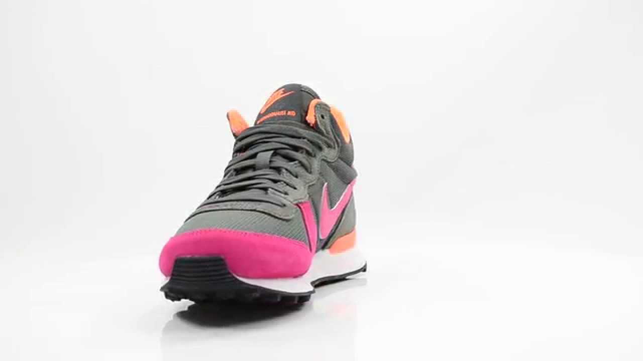 dames nike sneakers nike schoenen roze