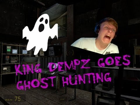 HUNTIN' GHOSTS ! - Garry's Mod Ghost Hunt - Episode 1