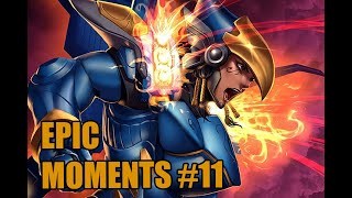 OVERWATCH EPIC Moments Montage #11