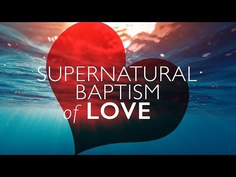 Supernatural Baptism of Love | Leif Hetland | Sid Roth's It's Supernatural!