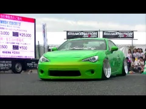 Stance Nation Japan 2017 in Osaka Day1 退場