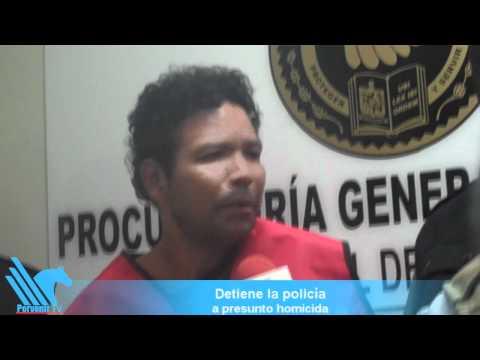 ARRESTA AEI A HOMICIDA DE LA COLONIA HIDALGO.wmv