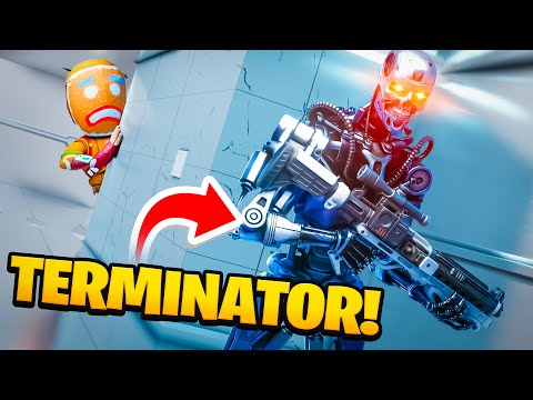 TERMINATOR is HERE! - Fresh
