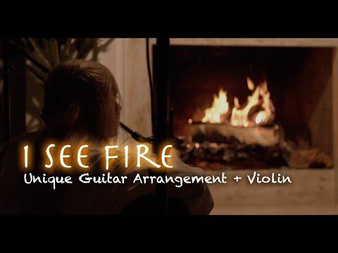 """""""i-see-fire""""---unique-arrangement---taylor-&-trenton-trimble"""