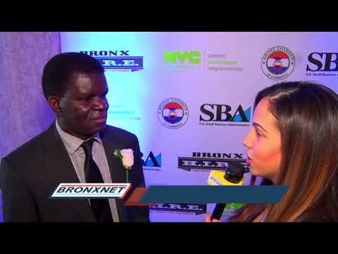 Bronx Chamber of Commerce Business Award Gala 2018