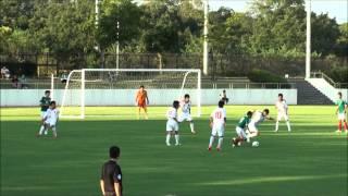 2012 豊田国際ユース(U-16) 名古屋・愛知・豊田選抜vsメキシコ