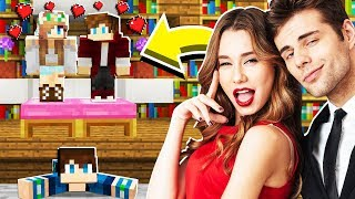 I THINK MY GIRLFRIEND IS CHEATING ON ME in Minecraft!