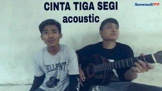 CINTA TIGA SEGI - SALEEM (Cover Marcell) | Soewandi TV