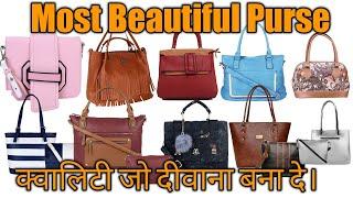 Wholesale Ladies Purse  ||  Ladies Handbags  ||  Ladies Backpack || लेडीज़ पर्स